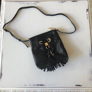 Michael Kors leather side purse